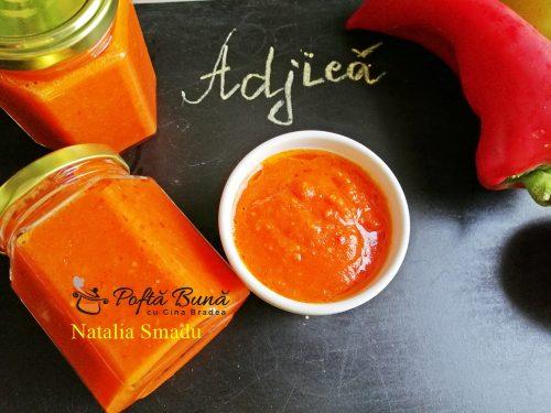 sos de rosii ardei morcovi reteta pentru iarna3 500x375 - Adjica moldoveneasca, sos de rosii, ardei, morcovi pentru iarna