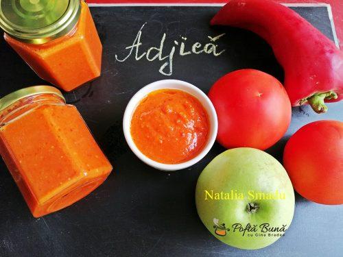 sos de rosii ardei morcovi reteta pentru iarna4 500x375 - Adjica moldoveneasca, sos de rosii, ardei, morcovi pentru iarna