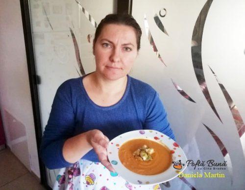 supa crema de legume coapte cu dovlecei si conopida 7 500x388 - Supa crema de legume coapte, cu dovlecei si conopida