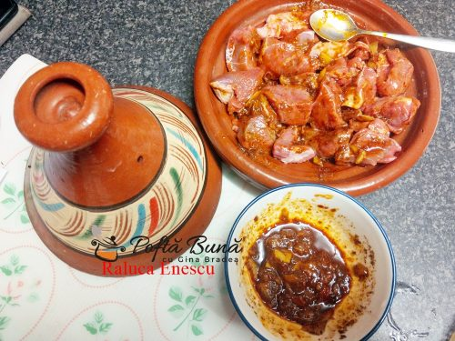 tajina marocana reteta pas cu pas3jpg 500x375 - Tajina marocana cu carne de miel si legume reteta pas cu pas