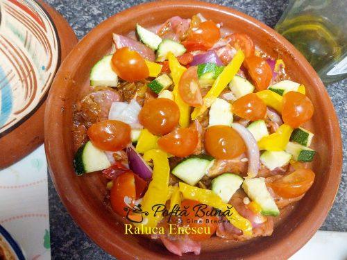tajina marocana reteta pas cu pas4 500x375 - Tajina marocana cu carne de miel si legume reteta pas cu pas