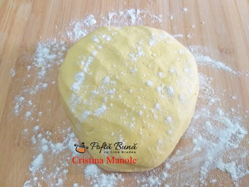 tarta cu gem de prune si nuci reteta simpla5 500x375 - Tarta cu gem de prune si nuci sau crostata