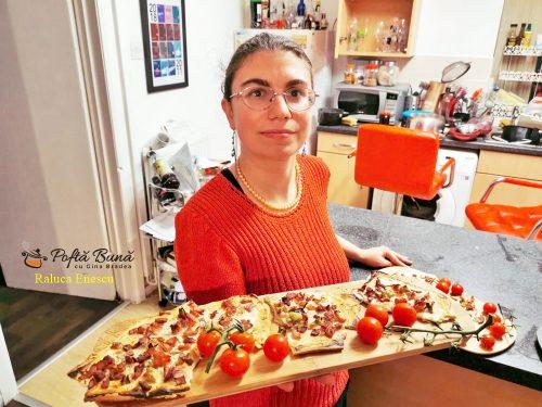 tarte flambe flammkuchen reteta alsaciana4 500x375 - Tarte flambée, flammkuchen, reteta alsaciana simpla si gustoasa