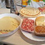 tort aperitiv de clatite cu afumatura ciuperci si cascaval 1 150x150 - Tort aperitiv de clatite cu afumatura, ciuperci si cascaval