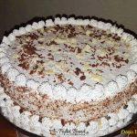 tort cu crema de zahar ars si branza 3 150x150 - Tort cu crema de zahar ars si branza, reteta simpla si rapida