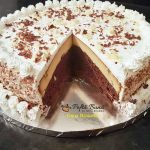 tort cu crema de zahar ars si branza 6 150x150 - Tort cu crema de zahar ars si branza, reteta simpla si rapida