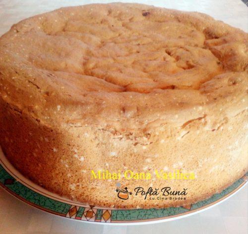 tort cu fructe reteta simpla rapida2 500x472 - Tort cu fructe si crema de vanilie, reteta simpla, de familie