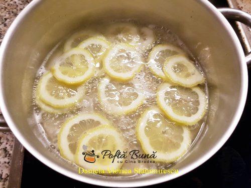 tort de inghetata cu zmeura si lamaie reteta simpla5 500x375 - Tort de inghetata cu zmeura si lamaie