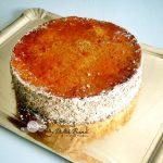 tort luiza cu nuca si coniac 3 150x150 - Tort Luiza cu foi bezea cu nuca si crema fina de galbenusuri cu unt