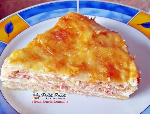 tortilla sau omleta cu cartofi la cuptor 1 500x381 - Tortilla sau omleta cu cartofi la cuptor si mai ce e in frigider