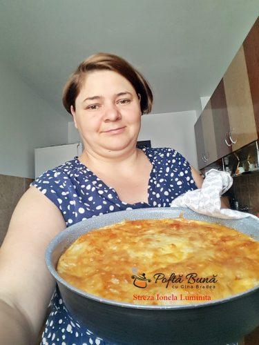 tortilla sau omleta cu cartofi la cuptor 6 375x500 - Tortilla sau omleta cu cartofi la cuptor si mai ce e in frigider