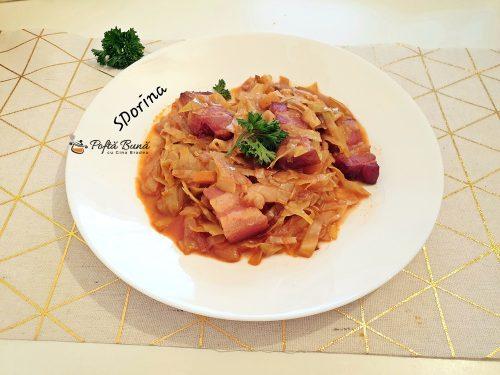 varza dulce cu carne de porc la cuptor 1 500x375 - Varza dulce cu carne de porc la cuptor, reteta traditionala