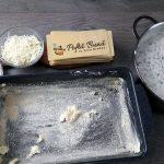 Reteta de lasagna cu sos bechamel, mazare si afumatura