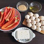 ardei kapia cu ciuperci si feta la cuptor 2 150x150 - Ardei kapia cu ciuperci si feta la cuptor, reteta rapida