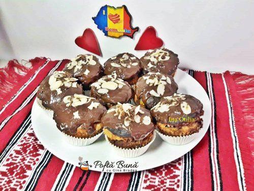 Briose cu ciocolata Liegnitzer