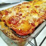 Cannelloni cu carne tocata, sos de rosii si ricotta, reteta italiana