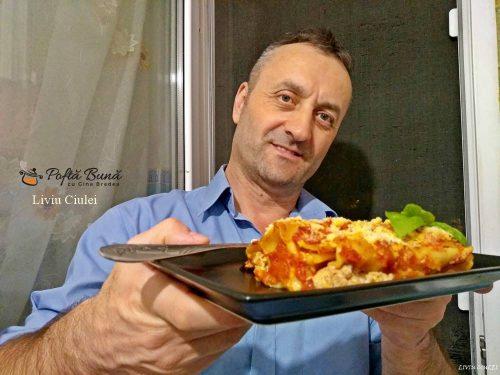 cannelloni cu carne tocata reteta italiana 4 500x375 - Cannelloni cu carne tocata, sos de rosii si ricotta, reteta italiana