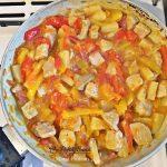 carne de porc in sos dulce acrisor 2 150x150 - Carne de porc in sos dulce-acrisor, reteta chinezeasca