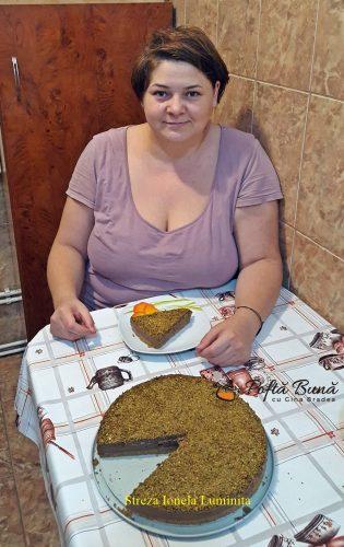 cheesecake reteta rapida gata in 10 minute 1 315x500 - Cheesecake cu Nutella si mascarpone, gata in 10 minute
