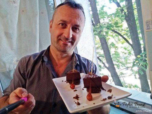 chocolate delice deliciu de ciocolata reteta pas cu pas 1 500x375 - Prajitura Deliciu de ciocolata sau Chocolate delice, reteta Raymond Blanc