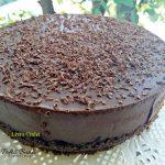 Prajitura Deliciu de ciocolata sau Chocolate delice, Raymond Blanc