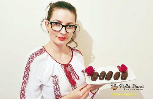 ciocolatele cu umplutura de cocos glazurate 4 500x325 - Ciocolatele Bounty, bomboane de ciocolata cu umplutura de cocos