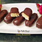 Ciocolatele Bounty, bomboane de ciocolata cu umplutura de cocos