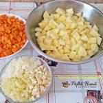 Ciorba de cartofi, reteta de post sau de dulce
