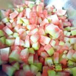 dulceata din coji de pepene verde reteta pas cu pas 3 150x150 - Dulceata din coji de pepene verde, reteta de coji de pepene confiate