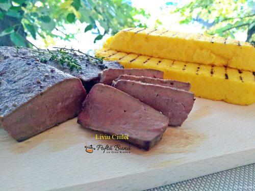 ficat de vitel reteta ca la restaurant 1 500x375 - Ficat de vitel la tigaie, reteta ca la restaurant, foarte fraged
