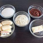 frigarui dulci cu negresa banane si afine 1 150x150 - Frigarui dulci cu negresa, banane si afine