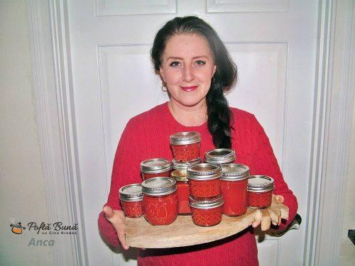 ketchup facut acasa reteta simpla rapida 1 500x375 - Ketchup dulce sau picant facut acasa, fara conservanti