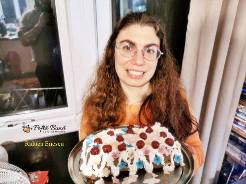 lenea cucoanei tort fara coacere cu visine betive reteta de la bunica 3 500x375 - Lenea Cucoanei, tort fara coacere cu visine betive, reteta de la bunica
