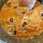 papaya umpluta cu ragout exotic 2 150x150 - Papaya umpluta cu ragoût exotic din carne de vita
