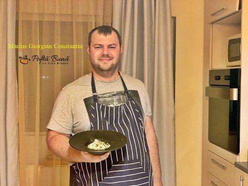 paste aglio olio peperoncino gamberi 5 500x375 - Paste aglio, olio, peperoncino, gamberi, reteta italiana, rapida