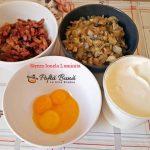 paste carbonara reteta pas cu pas 2 150x150 - Paste cu smantana, ciuperci si bacon, reteta italiana veche