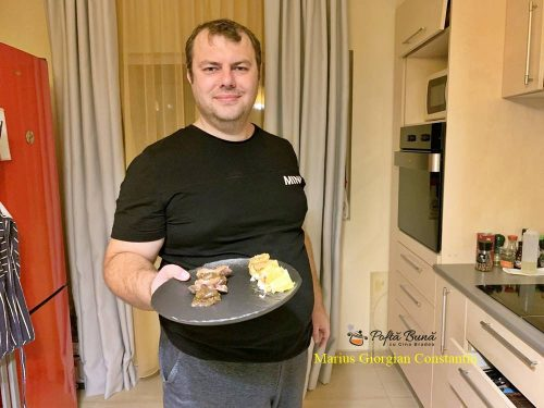 piept de rata cu cartofi dauphinoise 6 500x375 - Piept de rata cu cartofi Dauphinoise, reteta clasica frantuzeasca