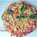 Pizza rapida la tigaie, reteta simpla cu tot ce ai in casa