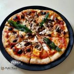 pizza presto reteta de pizza italiana cu mozzarella ciuperci sunca 7 150x150 - Pizza presto, reteta de pizza italiana cu mozzarella, ciuperci, sunca