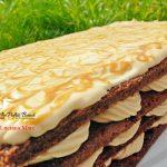 prajitura lulu reteta simpla pas cu pas 1 150x150 - Prajitura Lulu cu foi de cacao si crema de mascarpone