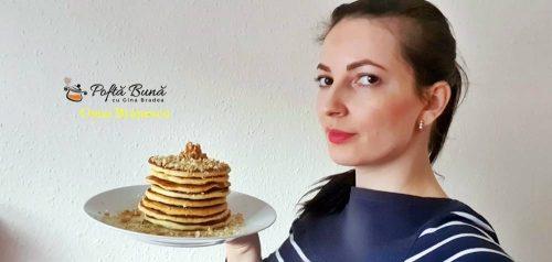 reteta pancakes cu iaurt nuca si sirop de artar 5 500x238 - Clatite americane, pancakes cu iaurt, nuca si sirop de artar