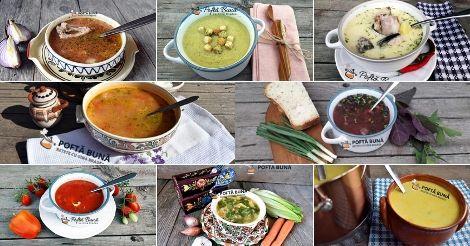 Retete de ciorbe si retete de supe | Gina Bradea