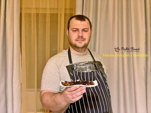 salata de caracatita cu cartofi si sos de rodie 1 500x375 - Salata de caracatita cu cartofi si sos de rodie, reteta italiana
