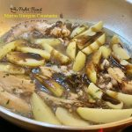 salata de caracatita cu cartofi si sos de rodie 4 150x150 - Salata de caracatita cu cartofi si sos de rodie, reteta italiana