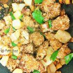 stir fry la wol cu pui ananas caju in stil chinezesc 4 150x150 - Stir fry la wok cu pui, ananas si caju, in stil chinezesc