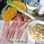 supa crema de dovleac cu praz si cartofi reteta simpla 1 150x150 - Supa crema de dovleac cu praz si cartofi, cu smantana si bacon