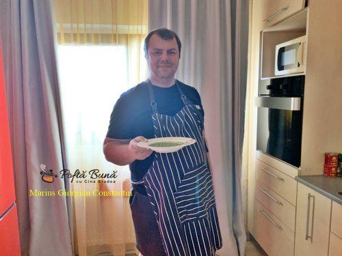 supa crema de mazare reteta simpla 6 500x375 - Supa crema de mazare cu pastarnac, smantana si cartofi