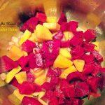 supa crema de sfecla rosie 3 150x150 - Supa crema de sfecla rosie cu hrean, reteta de post