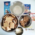 Tarta Snickers cu aluat fraged, crema de ciocolata si alune