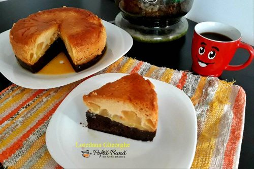 tort de mere si crema de zahar ars reteta pas cu pas 1 500x333 - Tort de mere si crema de zahar ars, reteta veche si savuroasa